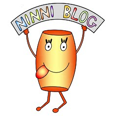LOGO Ninni BLOG Model per sito